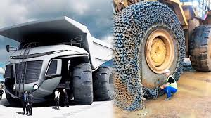 100 Biggest Trucks In The World THE BIGGEST TRUCKS