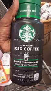 Starbucks Iced Coffee In Stores