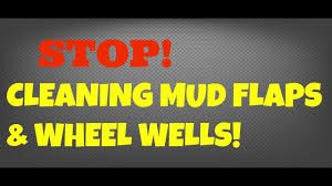 Stop CLEANING! Wheel Wells! Mud Flaps! & All Plastics On Your Car ... Semi Truck Mud Flap Weights Flaps Toyota Tacoma 2016 Rblokz Jc Madigan Equipment 2015 Chevrolet Corvette Z06 Top Speed Review Car Trucks Brilliant Freightliner Logo 24 X Thking About Some Mudflaps Page 2 Dodge Diesel Kenworth X 30 Black Silver Poly Naked Lady Trucker For Trailer 4 Pcs Set No Cut For 1999 Intertional 9200 Semi Truck Item J1649 Sold Sept And