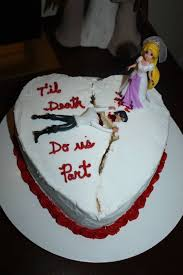 jeux de cuisine de gateau de mariage divorce cakes les 50 gâteaux de divorce les plus originaux