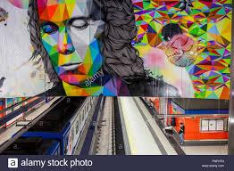 Joe Strummer Mural The Division by Mural Painting Graffiti Tribute Stock Photos U0026 Mural Painting