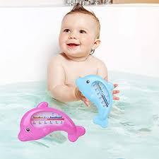 baby badewasserthermometer zimmerthermometer delphin form