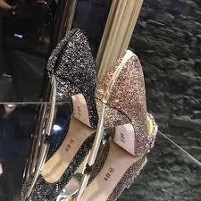 dress shoes heell high 10cm waterproof 1cm 100 handmade special