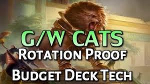 hmongbuy net mtg g w cat tribal budget standard deck tech