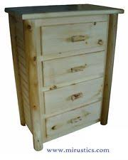 Light Wood Tone Dressers and Chests of Drawers