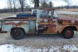 100 Chevy Stepside Truck For Sale Classic 1963 Chevrolet C10 Short Wheel Base For 6092