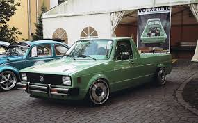 100 Mid Engine Truck VW Caddy With A Midengine Audi V8 Swaps Pinterest