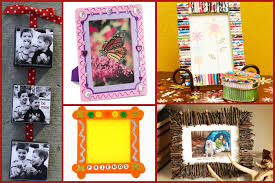 Photo Frame Craft For Kids