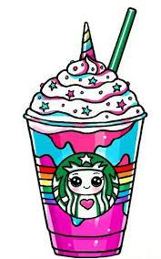 Kawaii Starbucks Unicorn