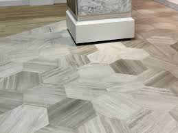 Trikeenan Basics Tile In Outer Galaxy by Large Hex Floor Tile Daltile 18