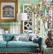 Teal Color Living Room Ideas by Best 25 Teal Sofa Design Ideas On Pinterest Teal Sofa