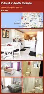 2 bed 2 bath Condo Apartment in New Port Richey Florida ■$62 500