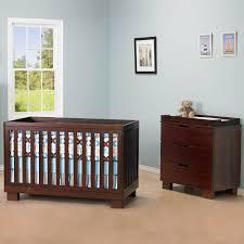 Babyletto Modo 5 Drawer Dresser by Modern Babyletto 2 Piece Nursery Set Modo 3 In 1 Convertible