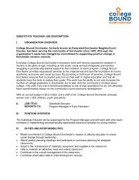 Example Cover Letter Substitute Teacher | Company Profile Sample ... 25 Professional Substitute Teacher Resume Job Description Awesome Rponsibilities For Atclgrain Example Cover Letter Company Profile Sample Rrumes For Teachers With New No Music Template Cv Maintenance Samples Velvet Jobs Perfect 25886 Writing Tips Genius Education Entry Level Valid Examples Inspiring Image