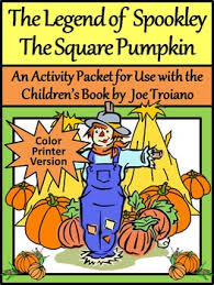 Spookley The Square Pumpkin Writing Activities by Spookley The Square Pumpkin Activity Packet By Ann Dickerson Tpt
