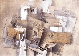 Picasso Still Life With Chair Caning Analysis by His Story Her Story September 2011