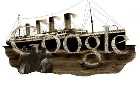 doodle 4 google 2012 titanic s maiden voyage by annadigiovanni