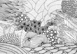 Sea Bed More Coloring Pages