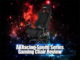 Akracing Gaming Chair Malaysia by Akracing Speed Series Gaming Chair Review