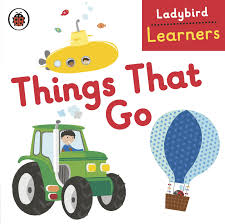 100 Cars And Trucks And Things That Go Ladybird Learners Board Book Educational Resources