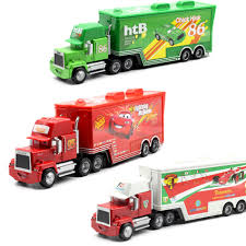 Big Deal Disney Pixar Cars 4 Styles Mack Truck McQueen Uncle 1:55 ... Disneypixar Cars Mack Hauler Walmartcom Amazoncom Bruder Granite Liebherr Crane Truck Toys Games Disney For Children Kids Pixar Car 3 Diecast Vehicle 02812 Commercial Mack Garbage Castle The With Backhoe Loader Hammacher Schlemmer Buy Lego Technic Anthem Building Blocks Assembly Fire Engine With Water Pump Dan The Fan Playset 2 2pcs Lightning Mcqueen City Cstruction And Transporter Azoncomau Granite Dump Truck Shop