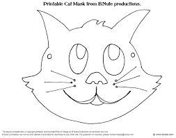 Colouring Masks Printable Coloring Pages Halloween Mask Templates To Cut Out Free Pdf Bat Full