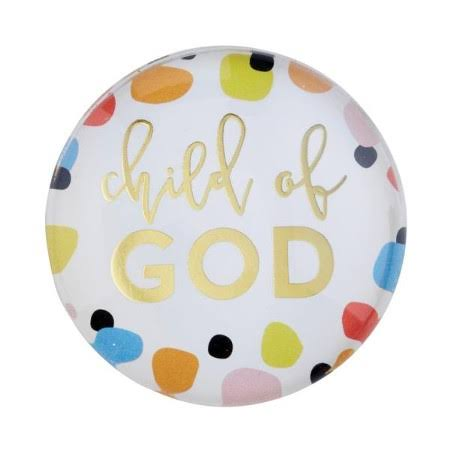 2 Christian Brands F2192 Magnanimous Round magnet-c - Child of God ($2.80 @ 2 min)