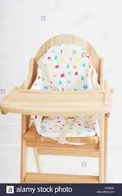 Wooden High Chair With Seat Pad Stock Photo: 216232290 - Alamy Chairs Eddie Bauer High Chair Cover Cart Cushion For Vintage Wooden Custom Ding Room Lovable Jenny Lind For Eddie Bauer Wooden High Chair Pad Replacement Cover Buffalo Laura Thoughts Recover Tripp Trapp Baby Set Tray Kid 2 Youth Ergonomic Adjustable With Striped Vinyl Pads 3 In 1 Wood Seat Highchairs Dinner Table Hauck Alpha Highchair Pad Deluxe Melange Charcoal Us 1589 41 Offchair Increasing Toddler Kids Infant Portable Dismountable Booster Washable Padsin Cute Lovely