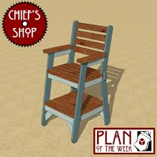 captains chair woodworking plans and information at