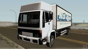 100 4x2 Truck DFT30 Box For GTA San Andreas
