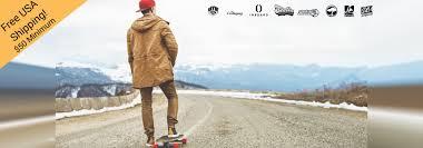 Longboards, Trucks, Wheels & More - The Longboard Store