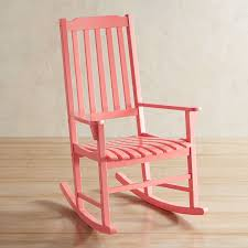 Coral Outdoor Rocking Chair