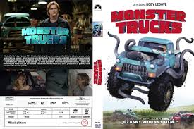 100 Monster Truck Dvd COVERSBOXSK S 2016 High Quality DVD Blueray