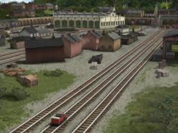 tidmouth sheds thomas the tank engine and friends the cgi