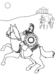 Print Coloring Page And Book Rome 8 Pages For Kids Of All Ages Updated On Saturday March