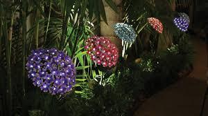 Miller Christmas Tree Farm Durham Ct by Aubuchon Hardware Decorative Solar Led Flower Stake Assorted