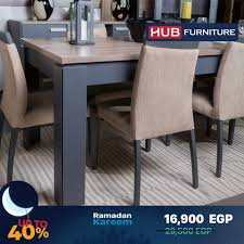 Hub Furniture - Em-Simply Dining Set Table, 6 Chairs ... Details About Set Of 5 Pcs Ding Table 4 Chairs Fniture Metal Glass Kitchen Room Breakfast 315 X 63 Rectangular Silver Indoor Outdoor 6 Stack By Flash Tarvola Black A 16 Liam 1 Tephra Alba Square Clear With Ashley 3025 60 Metalwood Hub Emsimply Bara 16m Walnut Signature Design By Besteneer With Magnificent And Ding Table Glass Overstock Alex Grey Counter Height