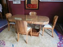 1930S Kitchen Table And Chairs H L Epstein Dining C 1930s Antiques Atlas Trends