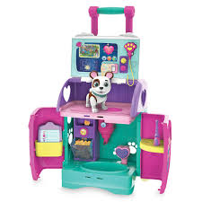 Doc McStuffins Pet Rescue Mobile Playset Izzys Wish List