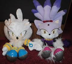 blaze the cat plush lita mitchell s sonic the hedgehog ufo catchers