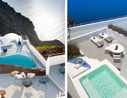 100 The Grace Santorini Hotel By Divercity And Mplusm Architects