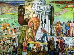 san francisco diego rivera murals murals lessons tes teach