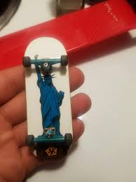 Yellowood Fingerboard Y Trucks Y Wheels | #1924428355