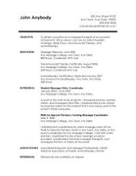 Related Ideas To Great Massage Therapy Resume Samples On Unfor Table Therapist Examples