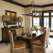 Dining Room Appealing Pleasing Paint Colors Dark Wood Trim