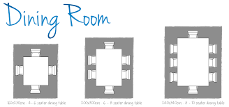 Pretentious Dining Room Rug Placement Blog DecoRug Size Guide In