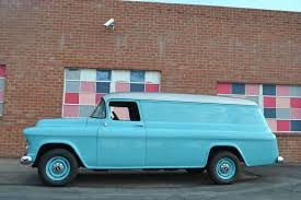 Check Out This 1955 Chevrolet Panel Van With 600 Hp Of Duramax Power ... 1968 Chevrolet Panel Truck Amazoncom Greenlight 18240 1939 Krispy Kreme Pickup Truckschevrolet Panel Truck Joop Stolze Classic Cars 1965 Picture Nr 25614 Hemmings Find Of The Day 1955 3100 Daily Hot Rod Network 1962 For Sale Classiccarscom Cc998786 1949 Track Chev 1950 Panal Delivery Van In Melbourne 1951 Pu 1948 Parkers Prairie Minnesota 194755