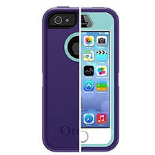 Amazon Otterbox Iphone 5 5S SE Defender Case with Belt Clip