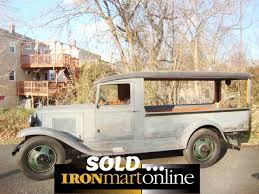 1932 Chevy Confederate 1.5 Ton Truck Used For Sale