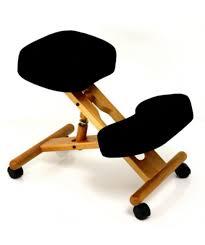 Balans Kneeling Chair Australia by Jobri Classic Wood Kneeling Chair Backs Australia Adjustable